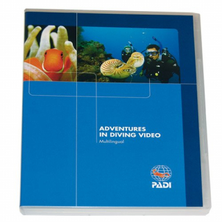 PADI AOWD DVD German