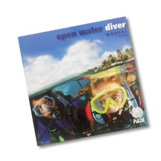 PADI OWD Manual German