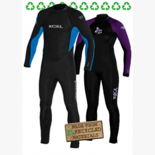 XCEL Thermoflex 7mm Damen Brombeer 10T