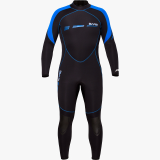 BARE Sport S-Flex Full Herren 7mm Blau XL