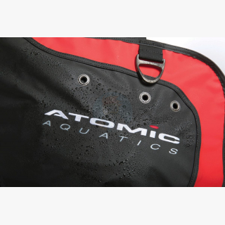 Atomic Jacket BC1 M Rot SS1 Safe Second Edelstahl Gelb
